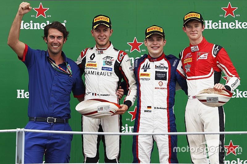 Beckmann domina corrida em Monza; Piquet é 7º