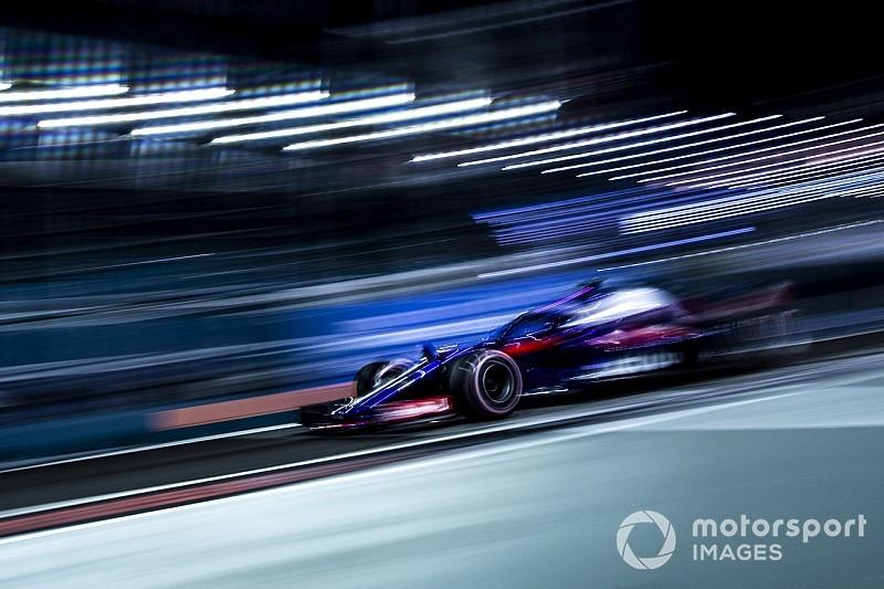 Formel 1 Singapur 2018: Die Startaufstellung in Bildern