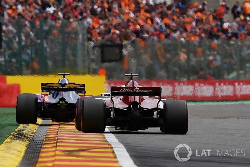 FIA reveals DRS changes for remainder of F1 2018