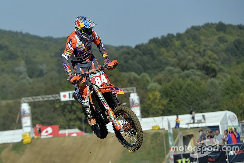 In Bulgaria arriva l'ennesima pole di Jeffrey Herlings. Cairoli stringe i denti per l'infortunio ed è quinto