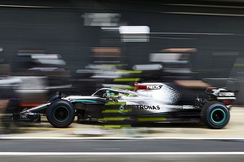 Mercedes upgrades F1 engine for Austrian GP