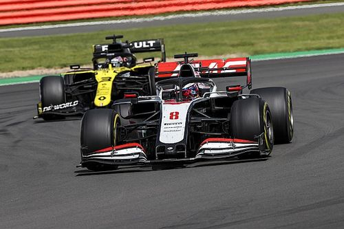 Grosjean ne regrette pas sa défense rugueuse de Silverstone