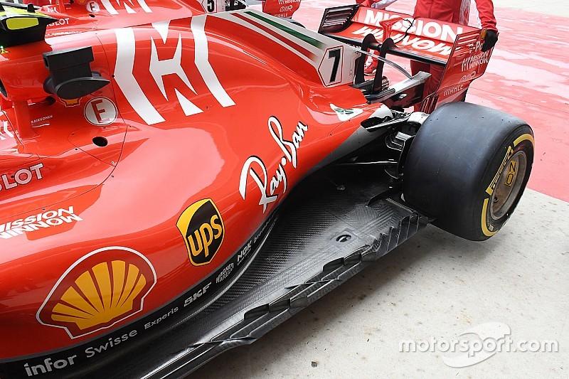 Ferrari привезла в Остін великі оновлення днища