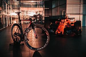 McLaren долучиться до професійного велоспорту