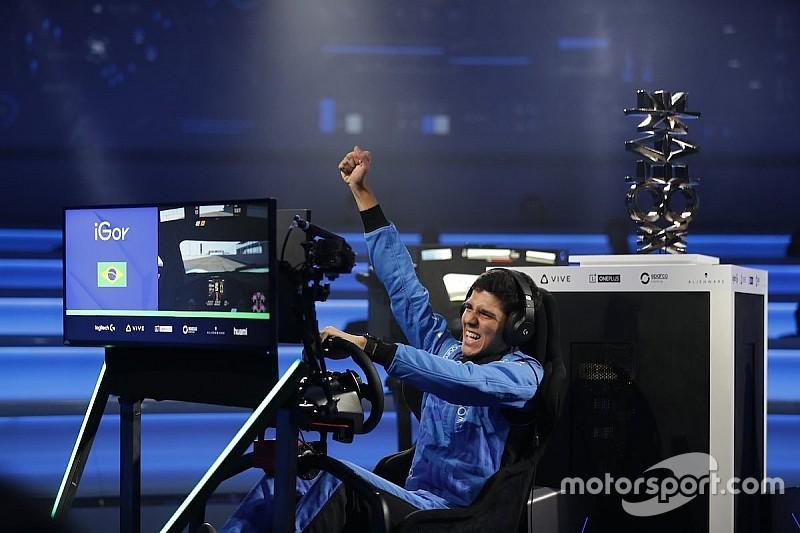 Бразилец опередил 500 тысяч соперников в кибертурнире McLaren Shadow. Теперь он будет помогать команде Ф1