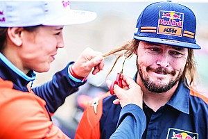 Welche Wette Dakar-Sieger Toby Price verloren hat