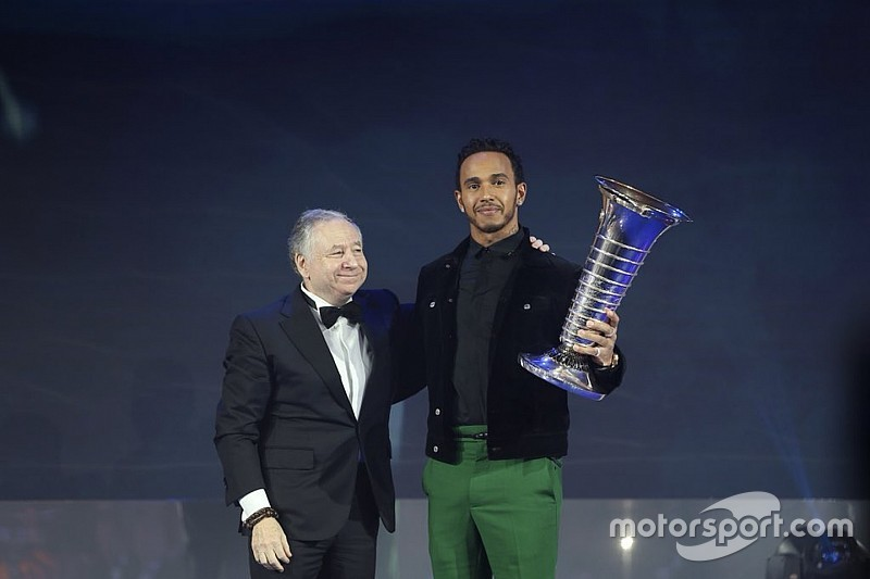 FIA-Gala: Lewis Hamilton spricht erstmals von Rücktritt!