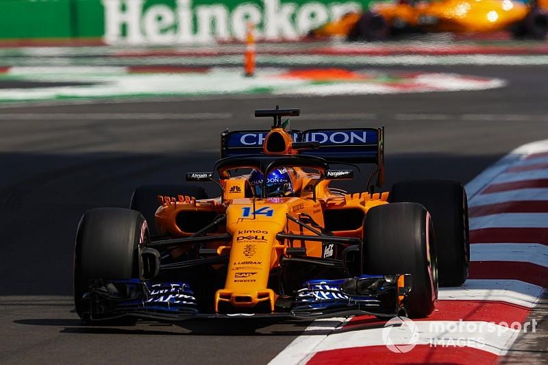 Alonso, cumartesi günü tablonun normale dönmesini bekliyor