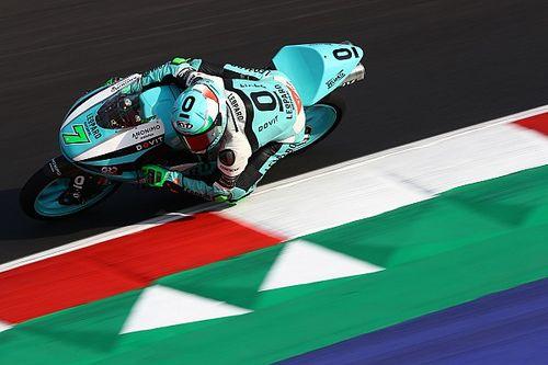 Emilia Romagna Moto3: Foggia wins to keep title hopes alive as Acosta takes third