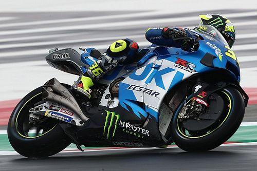 Joan Mir Bingung Saat Start MotoGP Emilia Romagna