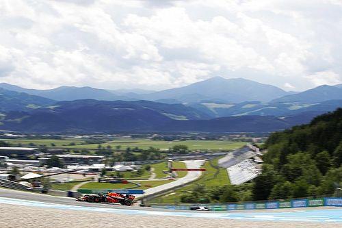 Verstappen golpea primero en Estiria; Alonso, 6º