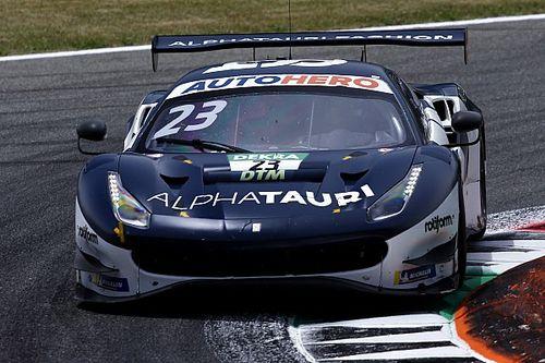 """Albon wil via DTM terug naar F1: """"Dit is een compleet andere wereld"""""""