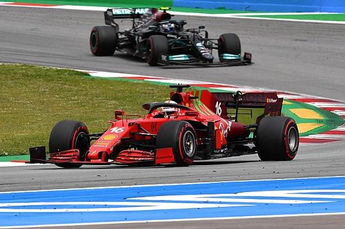 "Leclerc: ""Hemos hecho una carrera perfecta en Barcelona"""