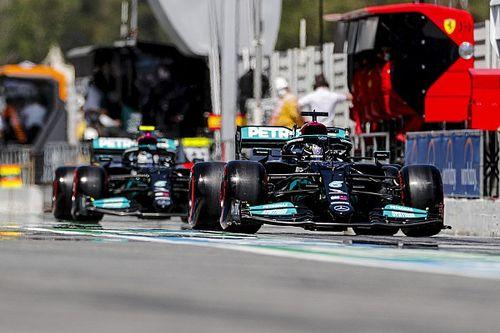 F1: Bottas diz que erro na curva 10 lhe custou a pole