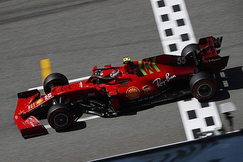 Sainz elárulta, mihez kell még hozzászoknia a Ferrariban