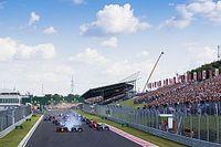 F1 2020: hivatalos kör a Hungaroringen