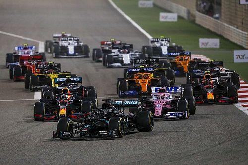 Formule 1 tijdschema: Hoe laat begint de Grand Prix van Sakhir?