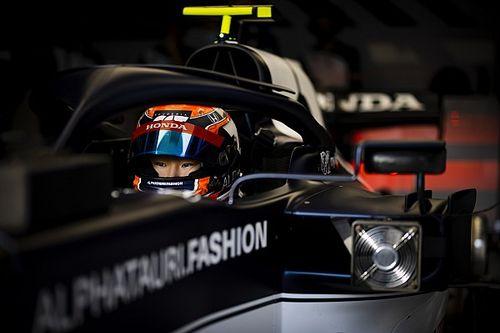 """Tsunoda n'a """"aucune raison d'être nerveux"""" pour ses débuts en F1"""