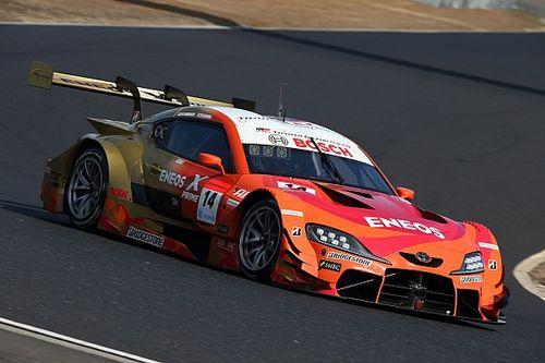 Okayama Super GT: Yamashita beats Tsuboi in opener