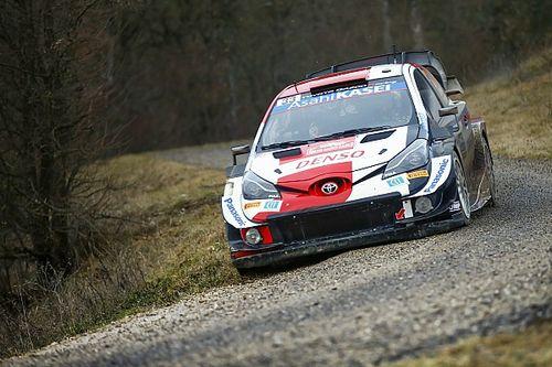 WRC, Croazia, Shakedown: Evans detta il passo con la Toyota
