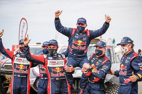 ¿Cuánto dinero se llevan los ganadores del Dakar?