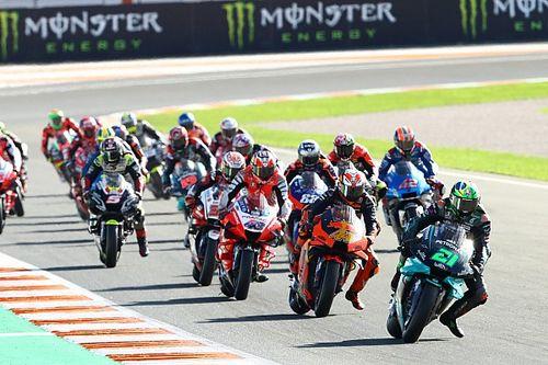 MotoGP Valencia 2020: Die animierte Rundentabelle