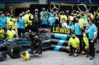 How COVID-19 played a part in Mercedes' domination