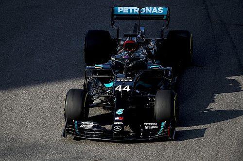 Mercedes: W11 devastanti a Sochi. Ma i piloti non sono contenti