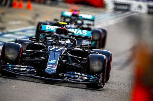 Bottas nyerte az Orosz Nagydíjat Verstappen előtt!