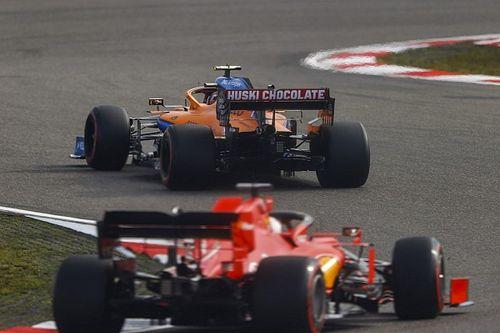 激化するコンストラクターズ3位争い。マクラーレン代表、フェラーリの参戦を予想