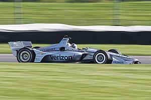 IndyCar Practice report Road America IndyCar: Newgarden leads Sato in opening practice
