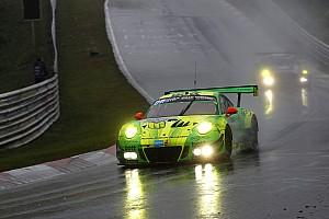 Langstrecke Reaktion Porsche-Mysterium bei Starkregen: Nachts flop, tagsüber top