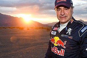 Dakar 速報ニュース プジョー側が新証拠を提出。サインツの10分ペナルティが取り消しに
