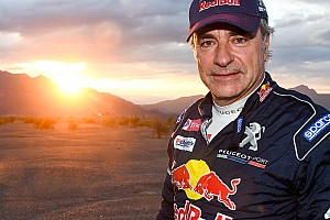 Dakar Intervista Sainz:
