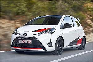 Automotive News Toyota Yaris GRMN 2018 im Test