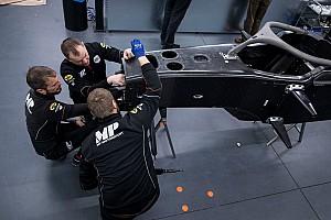 FIA F2 Actualités La nouvelle F2 aperçue à l'atelier MP Motorsport