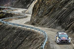 WRC Resumen de la etapa Ogier resiste a Tanak en Montecarlo y llega líder a la última jornada