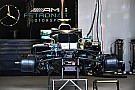 Formula 1 Mercedes to implement