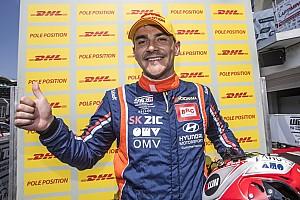 WTCR Crónica de Clasificación Michelisz sumó otra pole y Guerrieri fue tercero