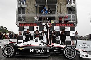 IndyCar Résumé de course Le point IndyCar - Newgarden se joue des éléments