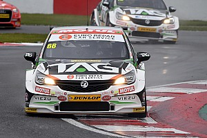 BTCC Race report Donington BTCC: Cook converts pole to maiden win