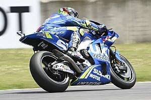 MotoGP Practice report Mugello MotoGP: Iannone leads Marquez in warm-up