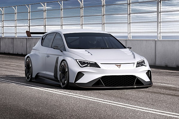 Touring Breaking news Details of E TCR electric touring car concept revealed