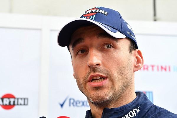 Williams: Kubica ha regalato mezza giornata di test ai piloti titolari