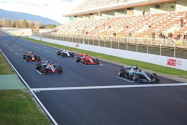 FIA uji coba standing restart setelah periode safety car Formula 1