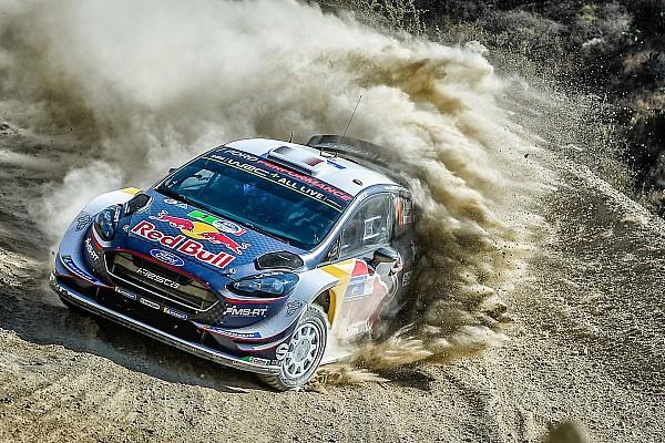 WRC Інтерв'ю В M-Sport Ford почали використовувати технології NASCAR