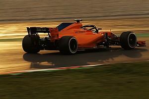 A McLaren egy nagyon eltérő csomaggal készül Ausztráliára