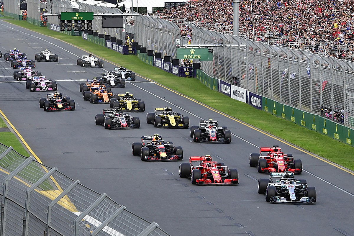 F1 2019 calendar gets final approval from FIA