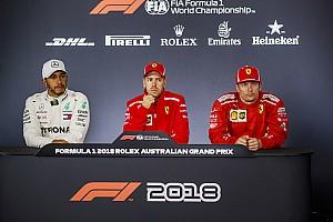 Formule 1 Actualités Vettel/Hamilton :