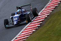 Monger scoort podium bij rentree in Brits F3